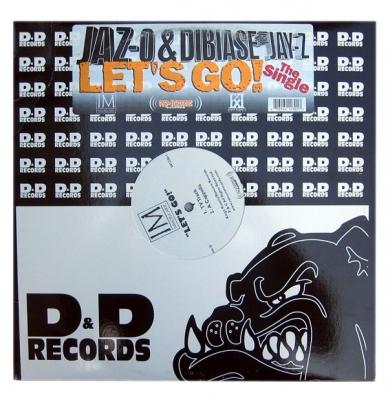Vinyl Jaz-o & Dibiase Feat. Jay-Z