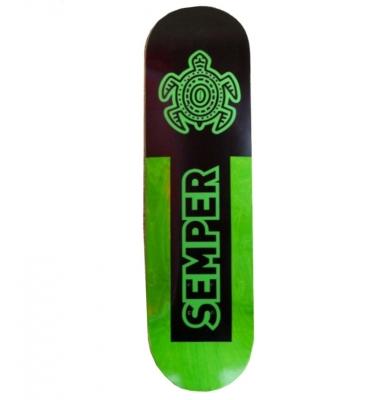 Deska SEMPER Turtle Green 8.0