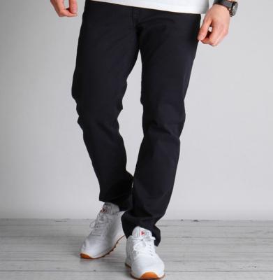 Spodnie ELADE Chino Granatowe