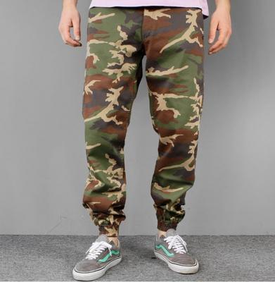 Spodnie MALITA Jogger Camouflage