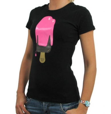 T-Shirt MASS SHE - ICE CREAM