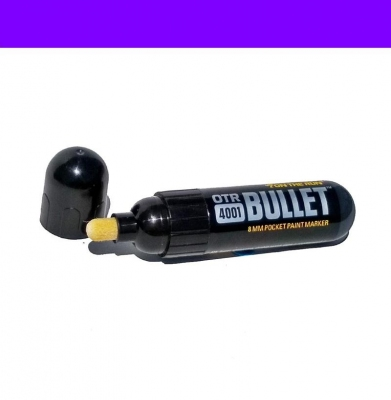 Marker ON THE RUN 4001 Bullet Violet 8mm