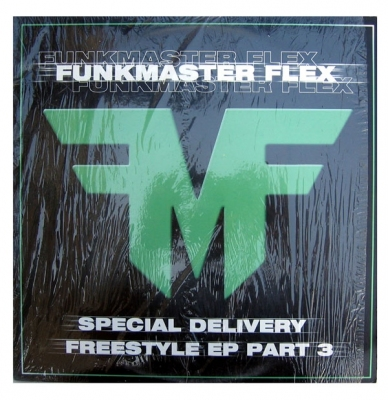 Vinyl Funkmaster Flex-Special Delivery-Freestyle EP (Part 3)