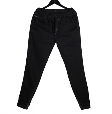 Spodnie ELADE JOGGER BLACK DENIM