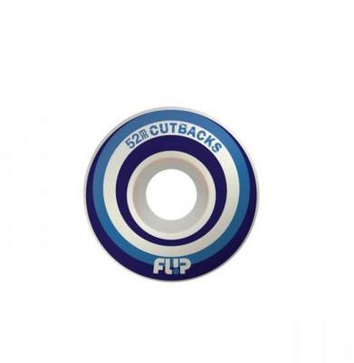 Koła FLIP CUTBACKS BLUE 54mm 99a