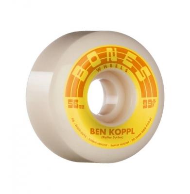 Kółka BONES STF KOPPL ROLLERSURFER V6 WIDE 99A 56mm