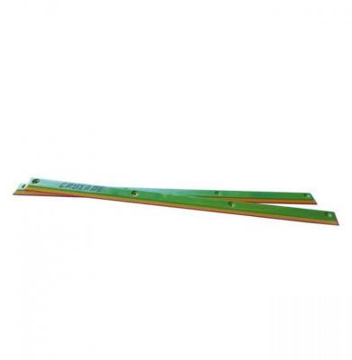 Rails CRUZADE Maple Green/Yellow/Red
