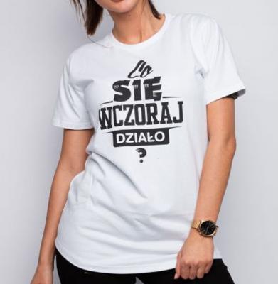 Koszulka Damska DIAMANTE WEAR