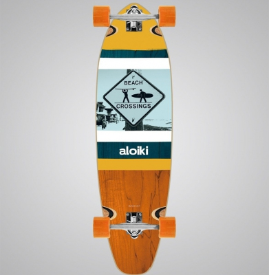 Longboard ALOIKI CROSSING 36,5