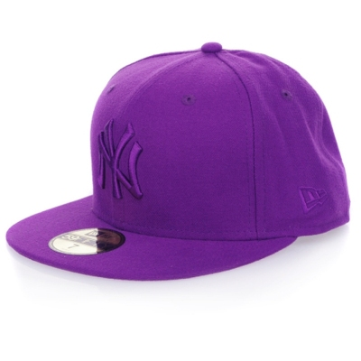 Czapka NY NEW ERA Tonal Purple