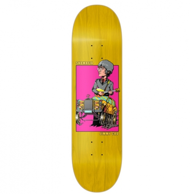 Deska SK8MAFIA LEGENDS JIMMY CAO  8.0 + Papier Gratis
