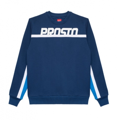 Bluza PROSTO CREWNECK M-FUTLA NAVY