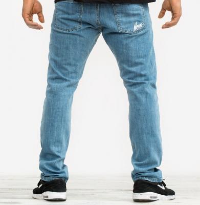 Spodnie Jogger MORO Mini Slant Tag Jasne Pranie