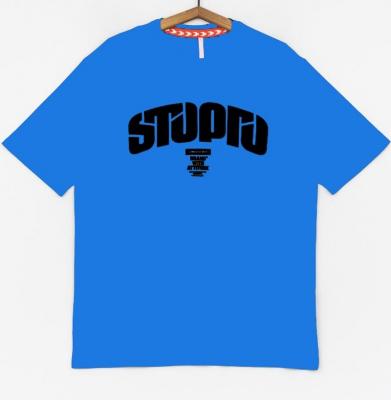 Koszulka STOPROCENT FUTURERETRO Blue
