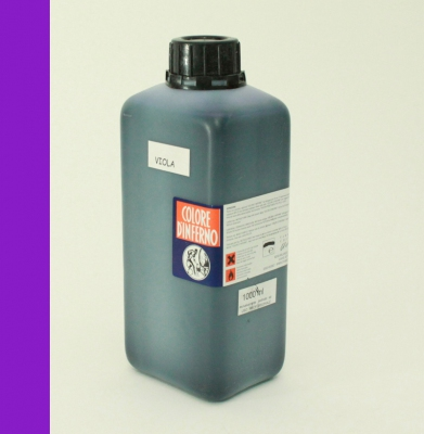 Tusz COLORE D'INFERNO 1000ml Fiolet