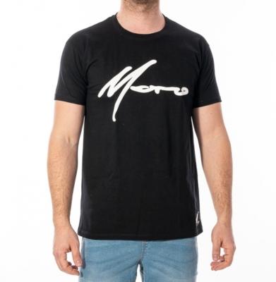 Koszulka MORO Paris Czarna