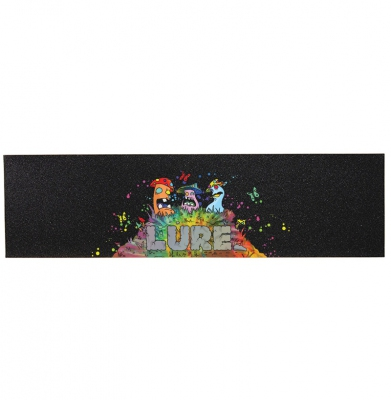 Papier do deskorolki LURE GRIPTAPE MUSHROOM MOUNTAIN