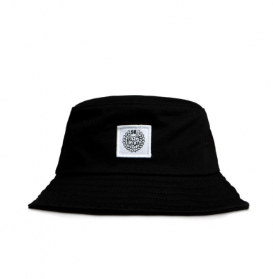 Czapka MASS DNM Patch Bucket Hat Black