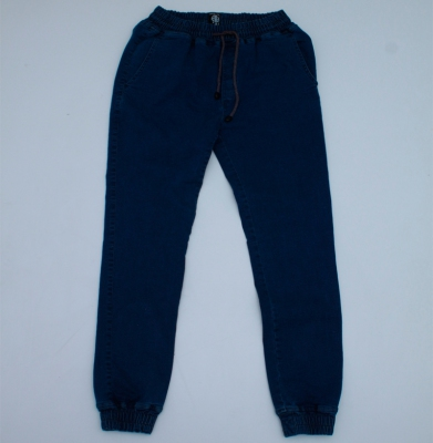 Spodnie NASA Jogger Kids Jeans Blue