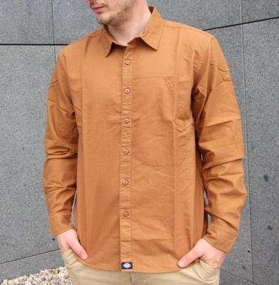 Koszula DICKIES WRIGHTSVILLE Brown