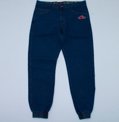 Spodnie Jogger MORO Baseball Niebieskie z wadą