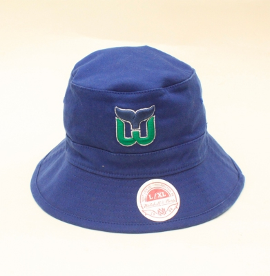 Czapka MITCHELL & NESS BUCKET NHL HARTFORD WHALERS