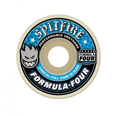 Koła SPITFIRE Formula Four Neckface Conical 99 Du 53mm