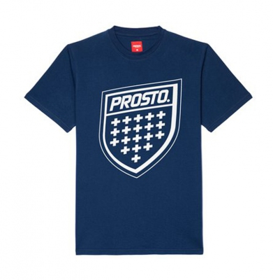 Koszulka PROSTO SHIELD XX DARK BLUE