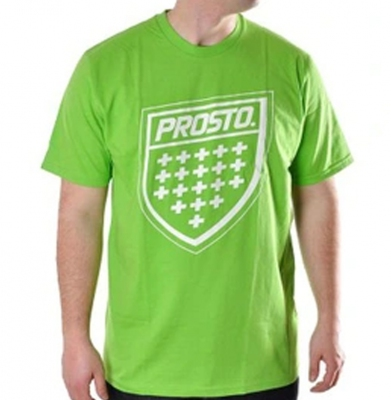 Koszulka PROSTO SHIELD XX GREEN