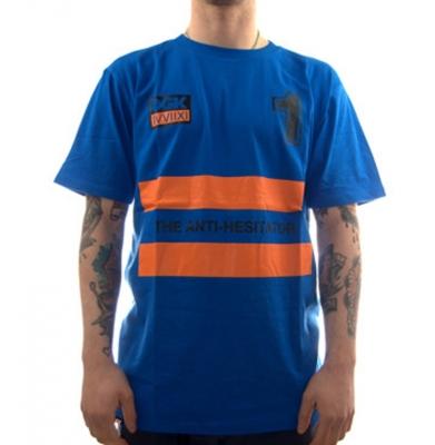 Koszulka DGK Anti Hesitator Custom Blue