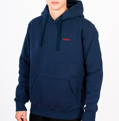 Bluza PROSTO KL HOODY BACK SHIELD NAVY