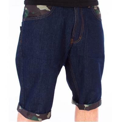 Szorty SSG Jeans Moro Wstawki Dk.Blue