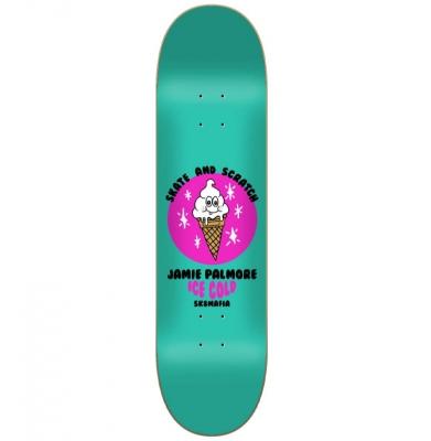 Deska SK8MAFIA Palmore Skate And Scratch 8.3 + Papier Jessup