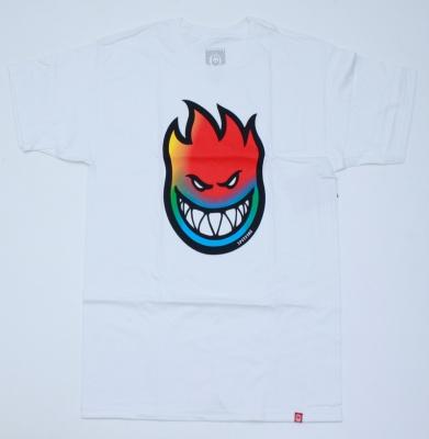 Koszulka SPITFIRE BIGHEAD TIE DYE FADE FILL Multicolor