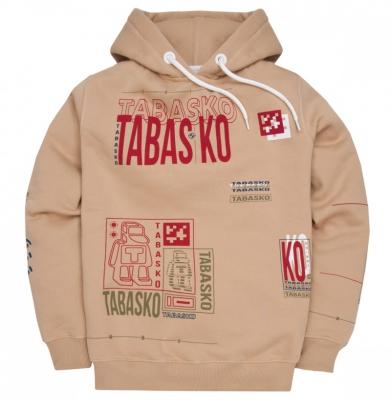 Bluza TABASKO Hoody All Beżowa
