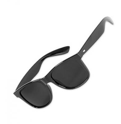 Okulary MASTERDIS Groove Shades Two Dark Glass Black