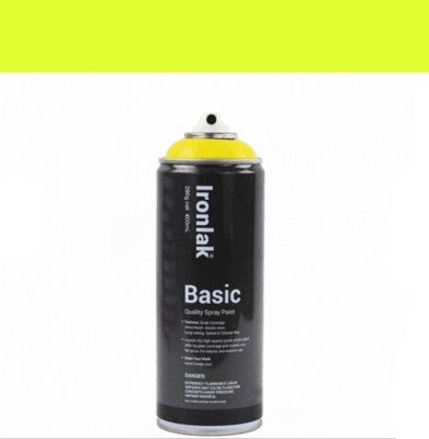 Farba IRONLAK BASIC PAINT Custard BS015