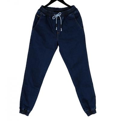 Spodnie ELADE JOGGER DENIM DK BLUE