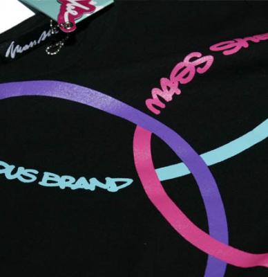T-Shirt MASS SHE - RINGS