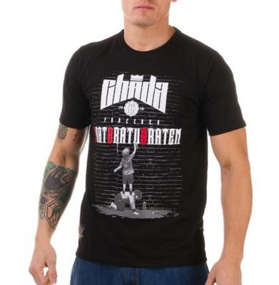 Koszulka CHADA BBB Czarna