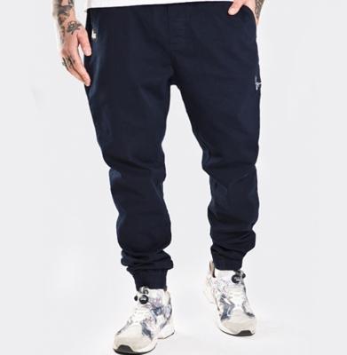 Spodnie Joggery STOPROCENT SJJ CLASSIC NAVY BLUE