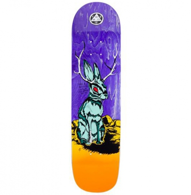 Deska WELCOME SKATEBOARDS Jackalope 8.25 + Papier Gratis