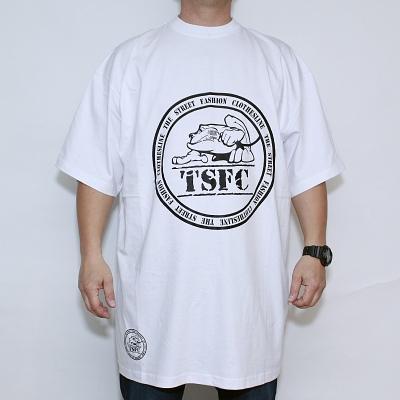 Koszulka TSFC Stamp White