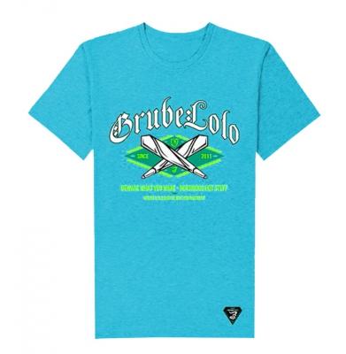 Koszulka GRUBE LOLO Hot Stuff Niebieski