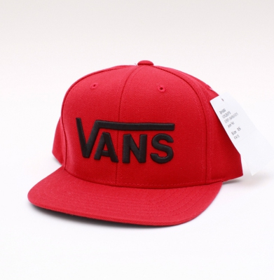 Czapka Snapback VANS Red/Black