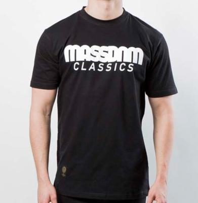 Koszulka MASS DNM Classics Black