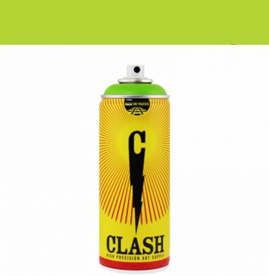 Farba CLASH Fluo Green B126