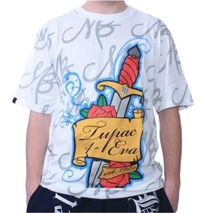 T-Shirt MAKAVELI 4 EVA