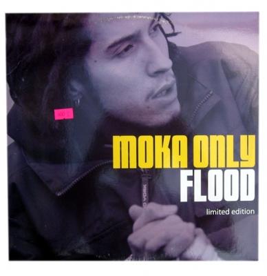 Vinyl Moka Only  - Flood 2LP