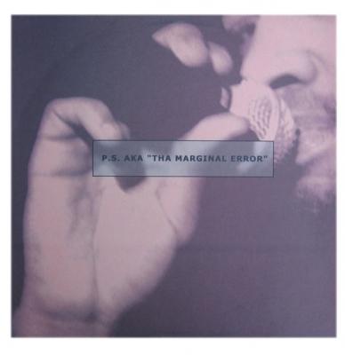Vinyl P.S The Marginal Error